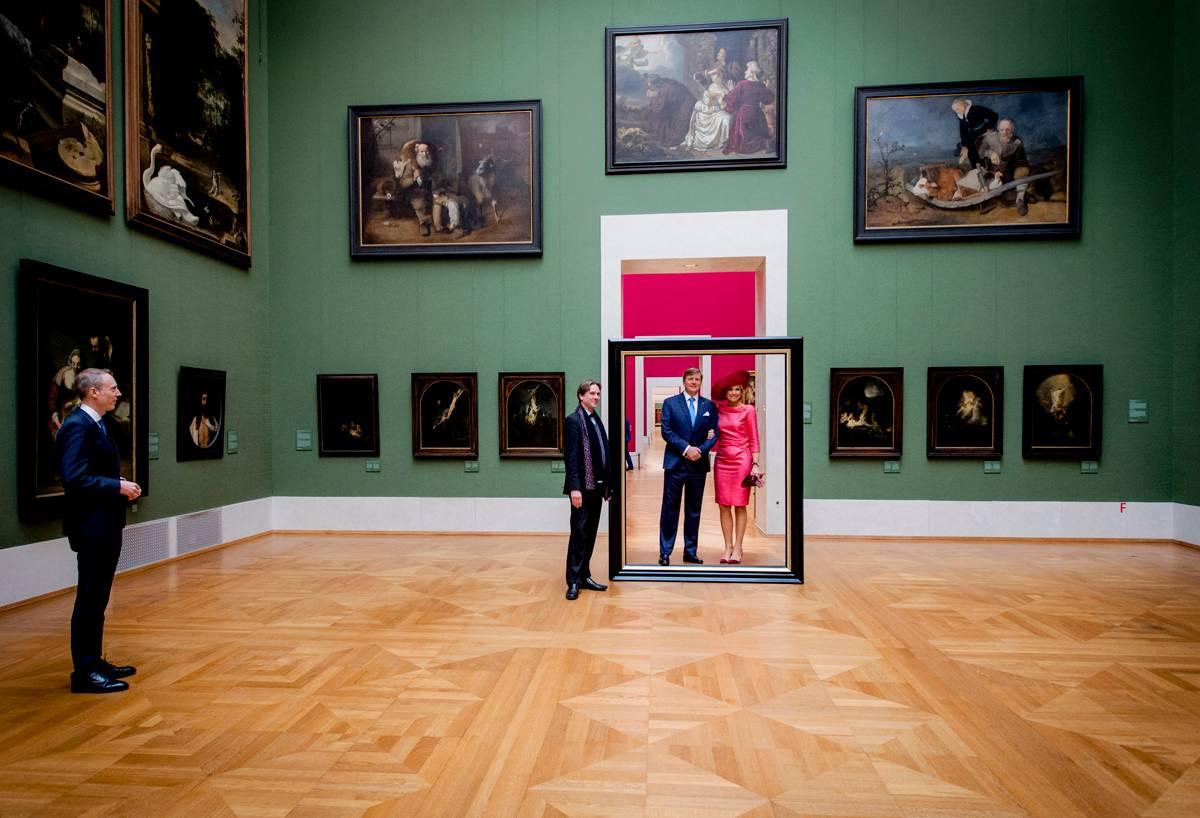 Koning en koningin bezoeken beieren programma for Tv programma het huis