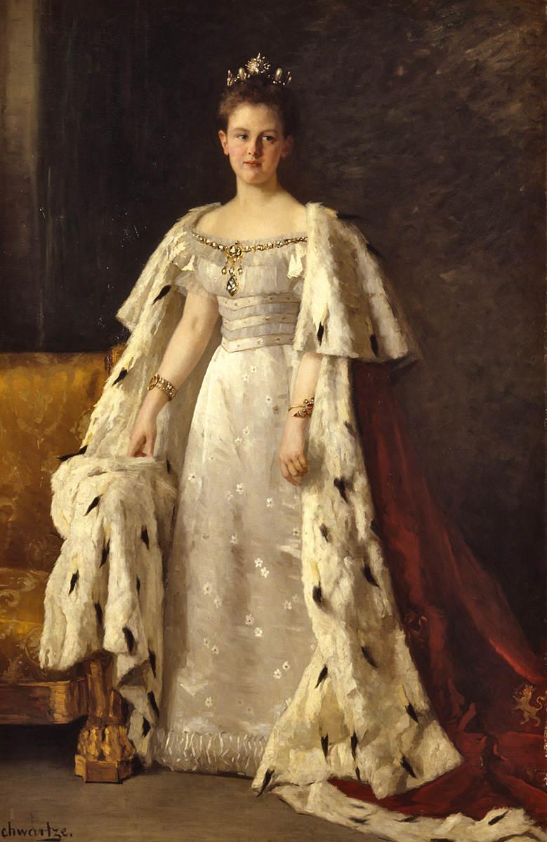 Wilhelmina Koningin 1880 1962 Koningen En Koninginnen