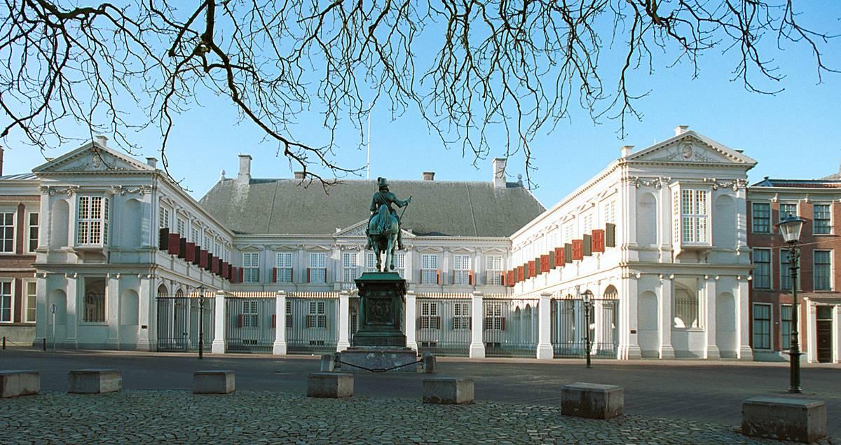 Paleis Noordeinde | Het Koninklijk Huis