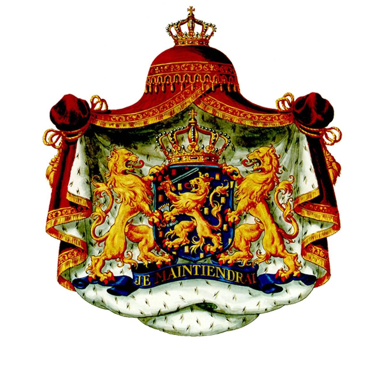 koninklijk wapen wapens het koninklijk huis