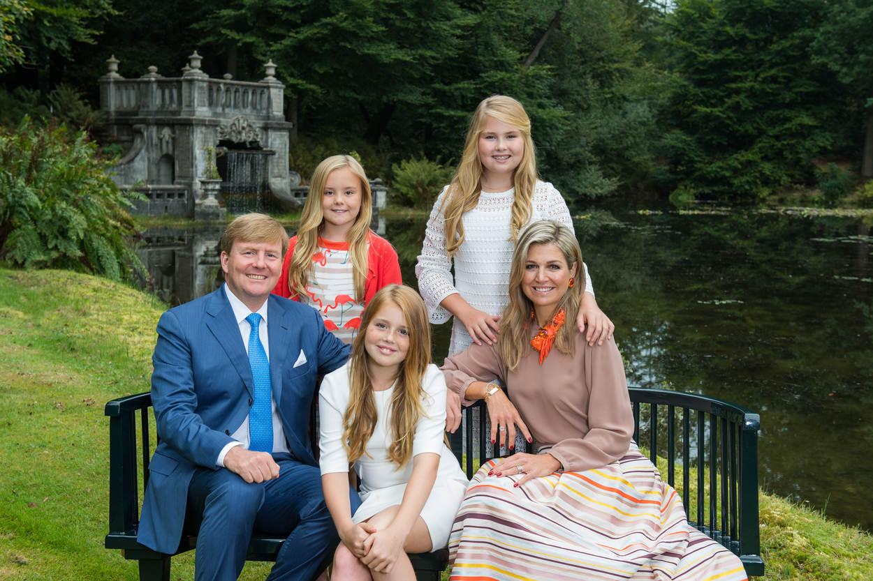 Portretfoto S Koning Willem Alexander Foto En Video Het Koninklijk Huis