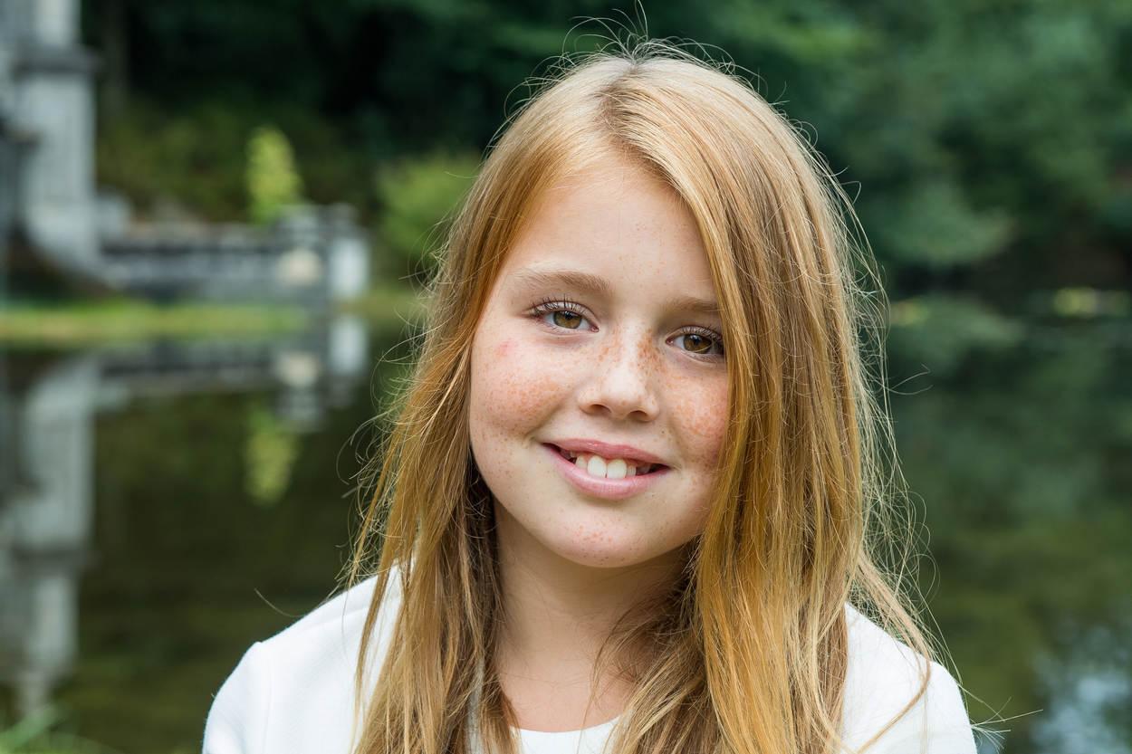 Portretfoto 39 s prinses alexia foto en video het koninklijk huis - Foto van de eetkamer ...
