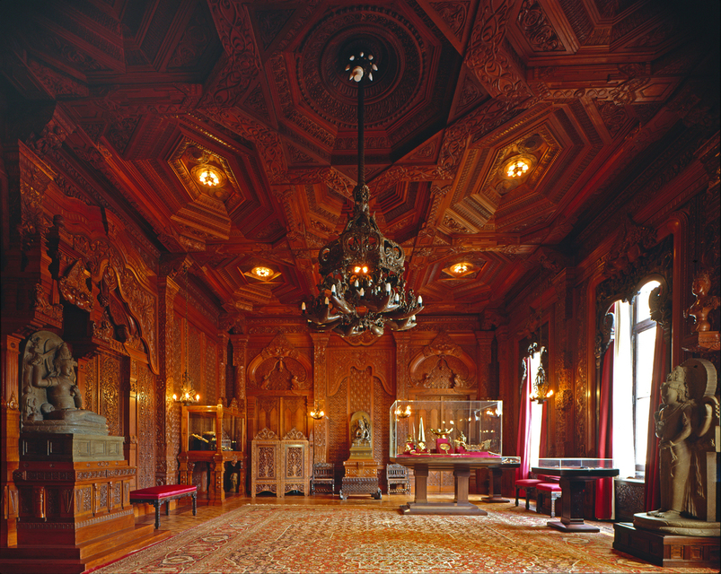 De Indische Zaal in Paleis Noordeinde | Foto en video | Het ...