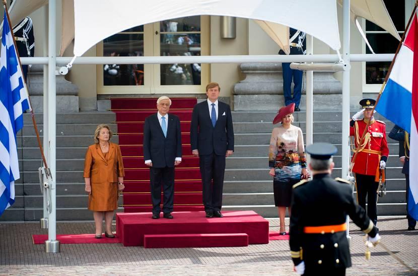 Officieel bezoek president griekenland programma for Tv programma het huis