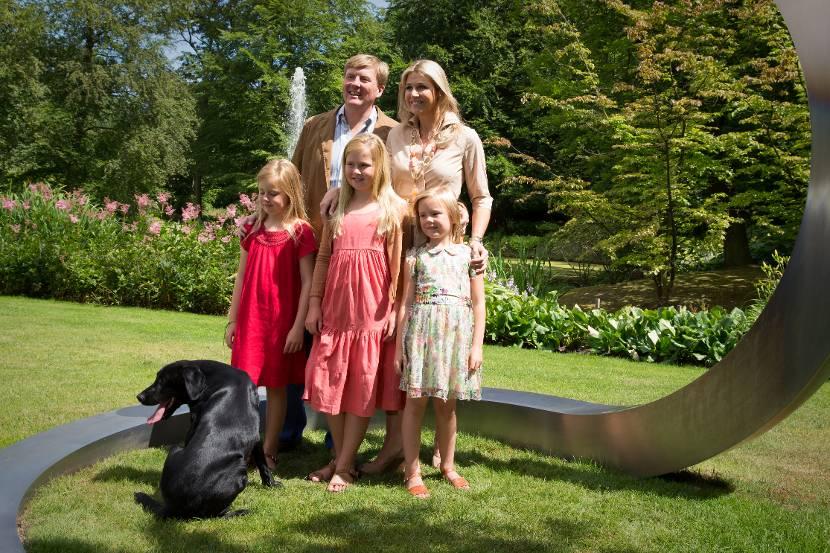 Foto S Gezin Koning Willem Alexander Foto En Video Het Koninklijk Huis