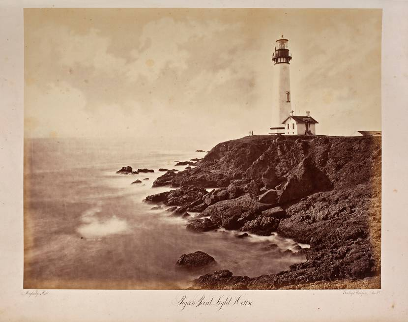Pigeon Point Light House