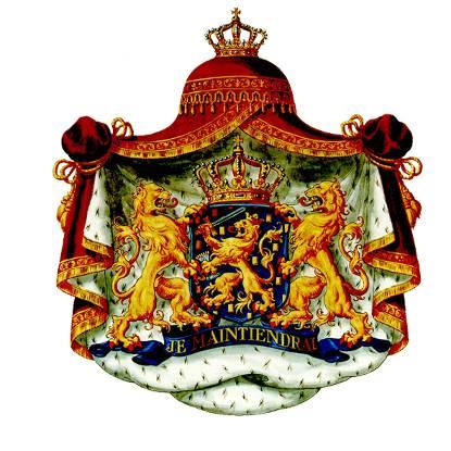 Rijkswapen Wapens Het Koninklijk Huis